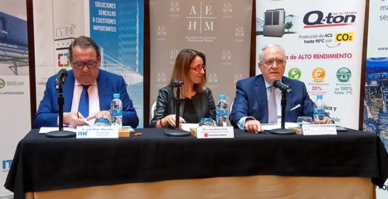 Los hoteleros madrileños participan en las Hotel Energy Meetings del ITH