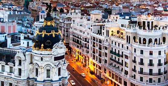 Los hoteles madrileños cierran el verano con un 63,5% de ocupación media