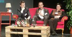 Ashotel muestra en Bruselas su experiencia pionera con el autocompostaje
