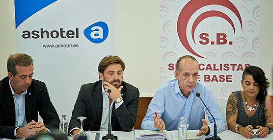 Ashotel propone a los sindicatos aplazar el incremento salarial previsto para 2020