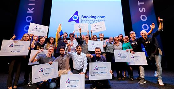 Booking dedicará 2,6 millones de euros a apoyar el alojamiento sostenible en 2020