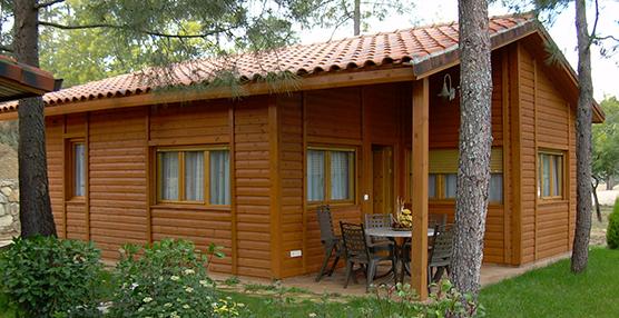 Los campings rozan el 80% de ocupación: 90% en bungalows y 70% en parcelas
