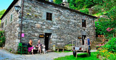 La ocupación actual para Semana Santa en turismo rural es de un 77,8%