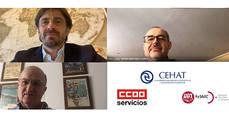 CEHAT, CCOO y UGT elevan al Gobierno propuestas para proteger al Sector