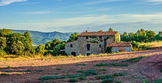 Los viajeros valoran el alojamiento rural español con una media de 4,3 sobre cinco