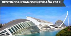 Los destinos urbanos representaron casi el 60% de la inversión turística en 2019