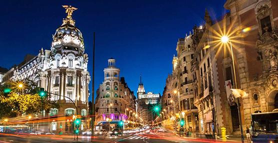 Madrid supera por primera vez los 20 millones de pernoctaciones