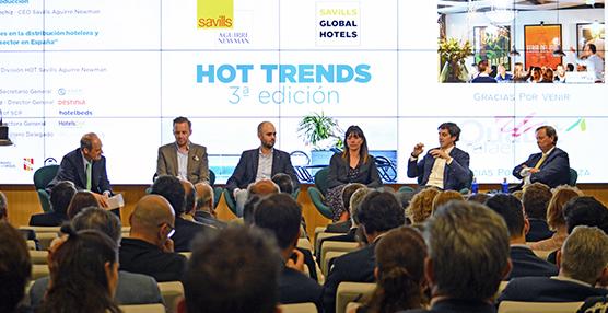 Se celebra la tercera edición Hot Trends de la industria hotelera en España