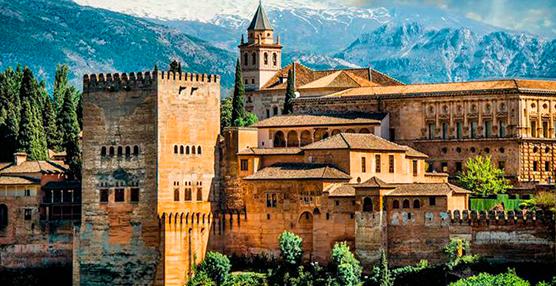 Madrid, Granada y Barcelona, las ciudades más buscadas para San Valentín