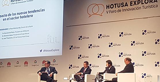 Hotusa Explora muestra el impacto de las nuevas tendencias en el Sector