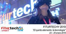 FiturtechY, organizado por el ITH y Fitur, tendrá lugar del 23 al 25 de enero 2019