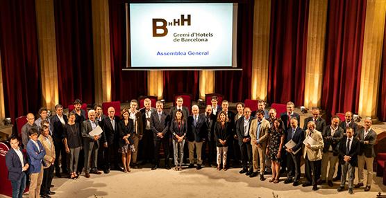 El Gremi d'Hotels de Barcelona nombra presidente a Jordi Mestre