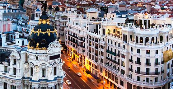 Los hoteles madrileños registran un 79,5% de reservas en el Puente de la Constitución