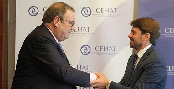 Jorge Marichal releva a Juan Molas y se convierte en el presidente de CEHAT