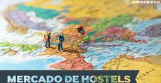 El segmento 'millennial', principal cliente de los Hostels, según Christie & Co