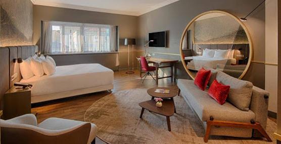 NH Hotel Group alcanza un beneficio neto recurrente por encima de los 100 millones