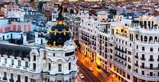 Los hoteles madrileños alcanzan el 85% de ocupación en el Puente del Pilar