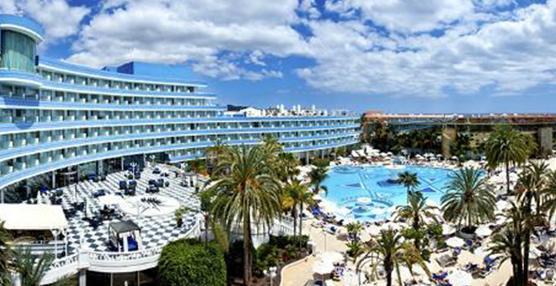 Las pernoctaciones hoteleras en Tenerife disminuyen en el primer trimestre