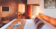 Las pernoctaciones hoteleras aumentan un 2,6% en diciembre respecto a 2017