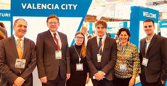 Las pernoctaciones del mercado británico crecen un 12,5% en Valencia durante 2018