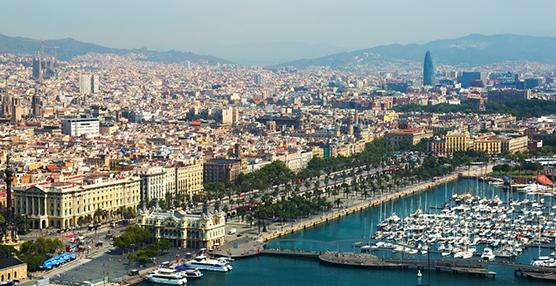 Los turistas siguen apostando por Barcelona a pesar de las protestas