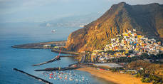 Los hoteles de Tenerife prevén una ocupación media del 88% esta Navidad