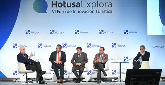 Hotusa Explora sitúa al turismo como eje clave del desarrollo económico