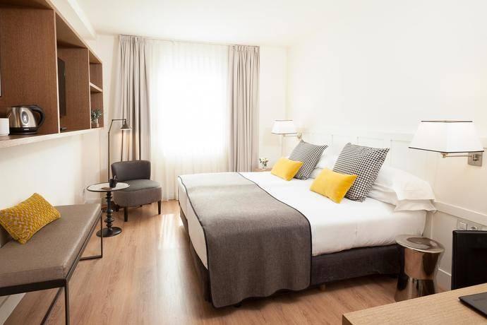 Las pernoctaciones hoteleras disminuyen más de un 81% en diciembre