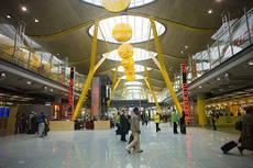 El aeropuerto Adolfo Suárez Madrid-Barajas concentra el mayor número de pasajeros.