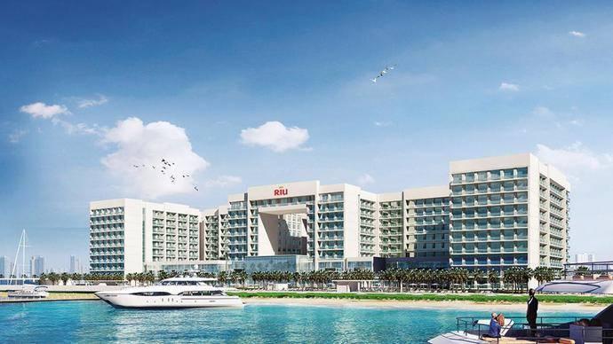 RIU y Nakheel fijan la fecha de apertura del hotel Riu Dubai