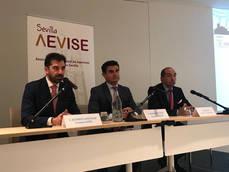 El presidente de AEVISE interviene en las jornadas técnicas.