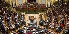 Los partidos políticos acaban de presentar sus enmiendas.