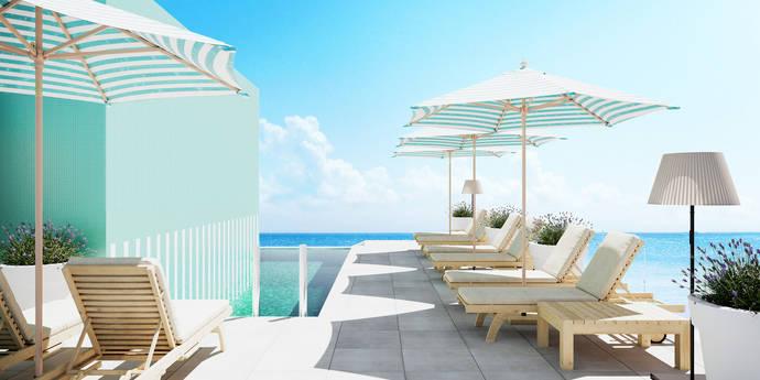 ME inaugura un nuevo hotel, Sitges Terramar
