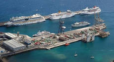 Canarias pedirá a las cruceristas un seguro para el Covid