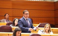 El portavoz de Turismo del Grupo Popular en el Senado, Agustín Almodóbar.