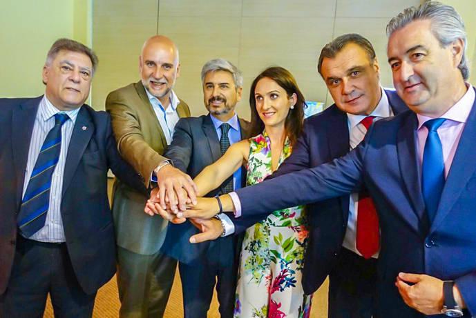 España y Argentina estrechan lazos de la mano de CEAV