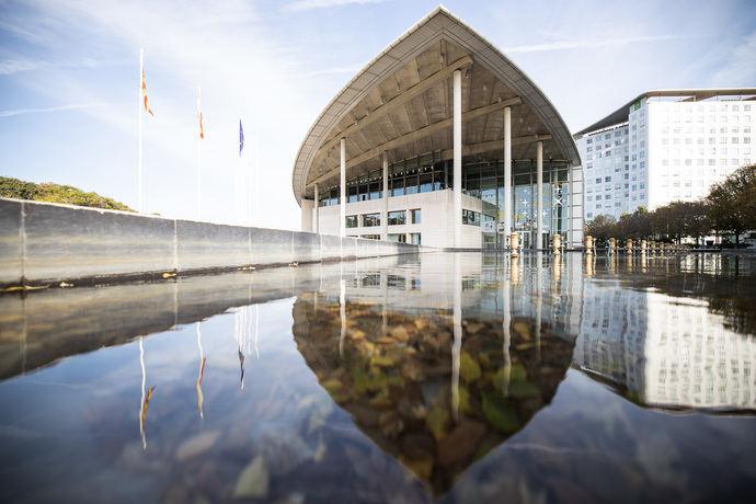 El Palacio de Congresos, con la máxima confianza