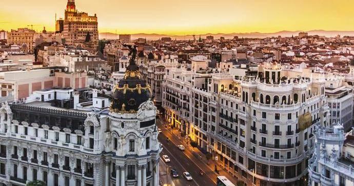 Los hoteleros madrileños evalúan la situación