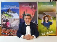 El director general de Dimensiones Club, Julio González Quijano.