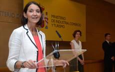 Reyes Maroto Illera, ministra de Industria, Comercio y Turismo.
