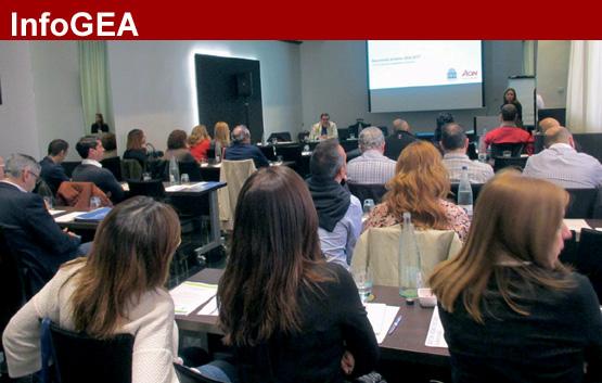 Nuevas reuniones técnicas y formativas de GEA