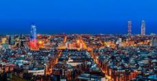 La facturación hotelera en Barcelona cae un 14% en los meses de julio y agosto