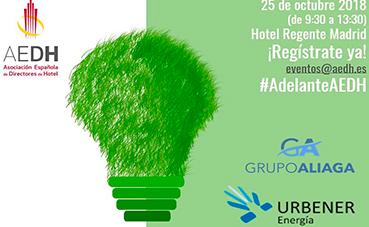 La AEDH organizará una jornada sobre eficiencia energética