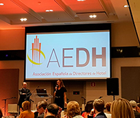La AEDH presenta las últimas tendencias del turismo