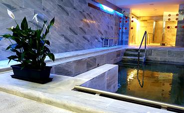 El Balneario del Quiñón recupera su esencia como Centro Sanitario