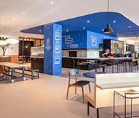 B&B Hotels estrena su primer 'coworking' en Getafe