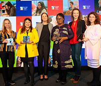 Mujeres del sector tecnológico, premiadas por Booking