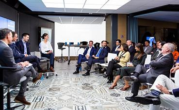 Los hoteleros debaten sobre el futuro del Sector
