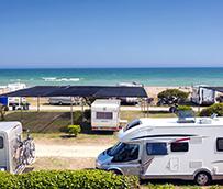 Las reservas en campings españoles aumentan un 602%