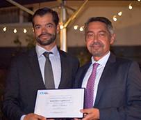 ITH reconoce a Bosch Termotecnia con el premio 'Socio ITH Tecnológico'